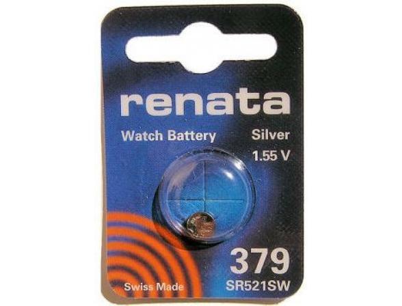 Батарейка RENATA 379